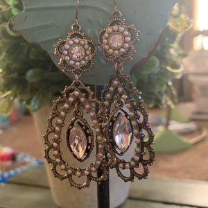 Chloe + Isabel antique style earrings